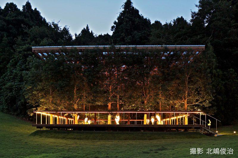 前沢ガーデン白花亭